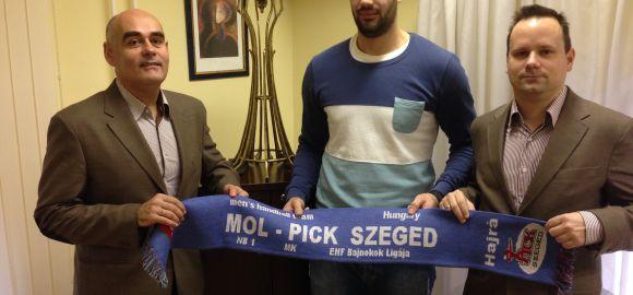 Vranjes: 2017-ig MOL-Pick Szeged