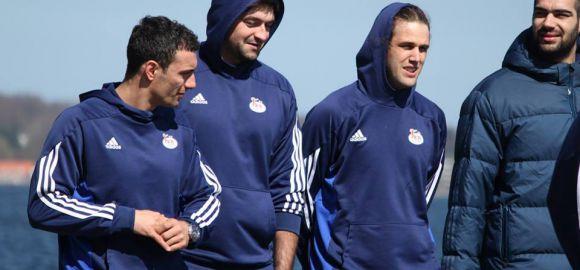MOL-Pick Szeged játékosok a válogatottban