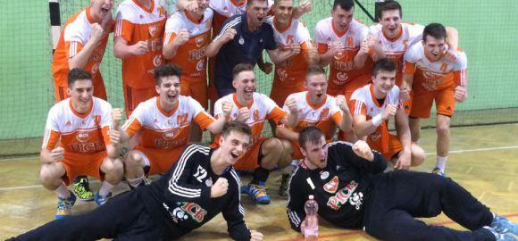 Magyar bajnok a Pick Szeged ificsapata!
