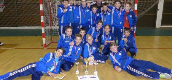 Tornagyőztes a Pick 2002-es csapata