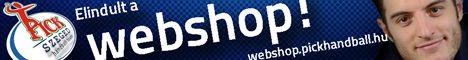 Népszerű a webshop