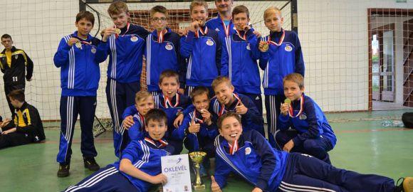 Kupagyőztes a Pick Szeged 2003-as csapata!