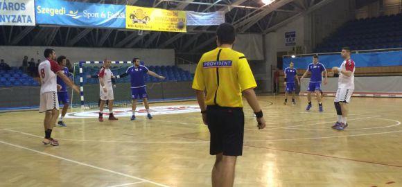 Győztes edzőmeccs Petrea csapata ellen