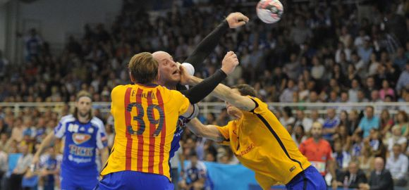 Barcelona! A címvédő ellen játszunk (1 rész)