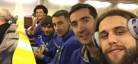 Szerencsésen megérkeztünk Barcelonába!