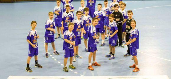 Régió győztes és továbbjutó a Pick Szeged U12-es csapata
