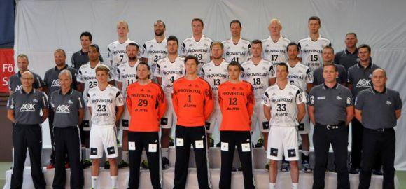 Ellenfelünk: a THW Kiel!