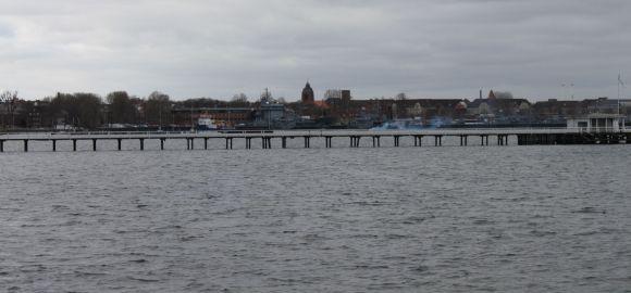 Szerencsésen megérkeztünk Kielbe!