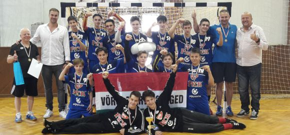 Magyar bajnok a Pick-Vörösmarty