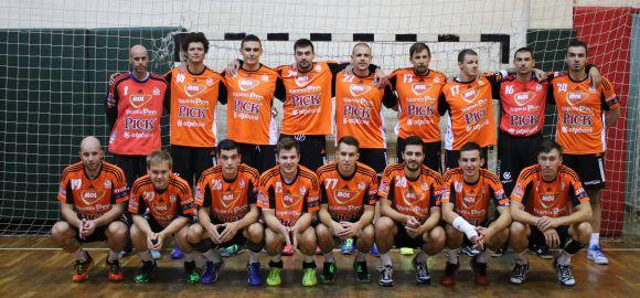 Megnyerte a Kanizsa-kupát a MOL-Pick Szeged