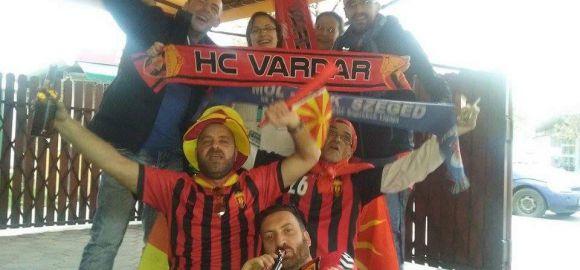 Jegyek a Vardar elleni idegenbeli meccsre