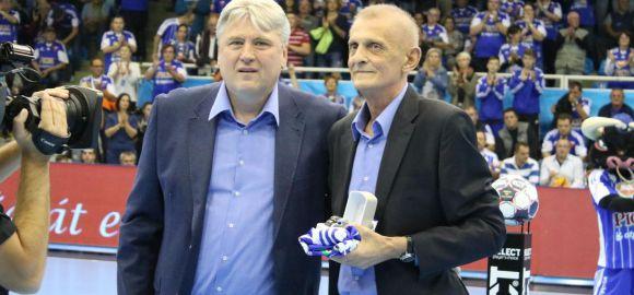 Nyugdíjba ment Pióker Sándor, mindenki Pikije