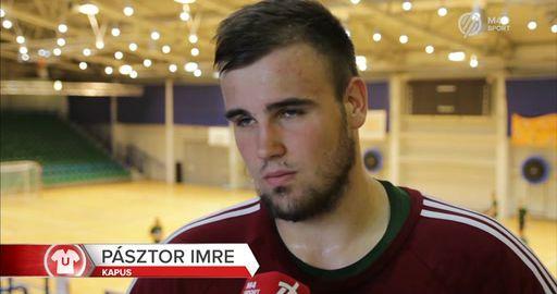 Pásztor Imre: kölcsönben Balmazújvárosban