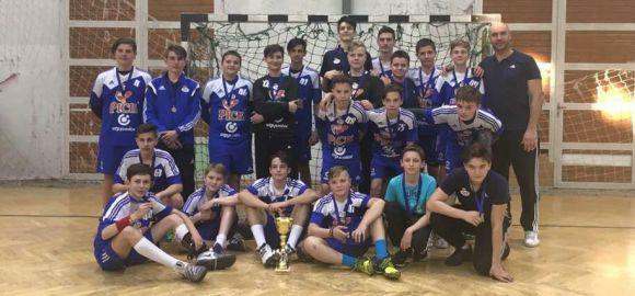 Tornagyőztes a Pick Szeged U13