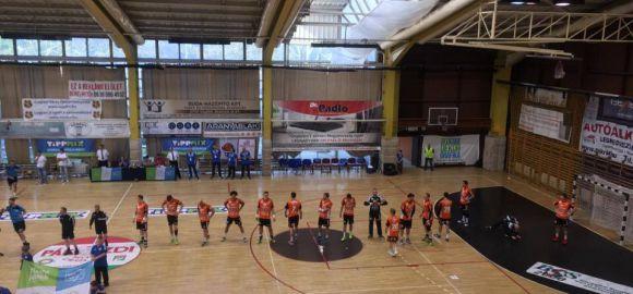 Ceglédi KKSE - MOL-Pick Szeged 23-35 (10-20)