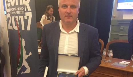 Süli Róbert Gyulai István-díjat kapott