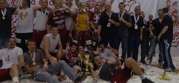 A 2007-es bajnokcsapatot köszöntjük
