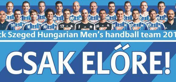Újból kapható a MOL-PICK Szeged csapatsál