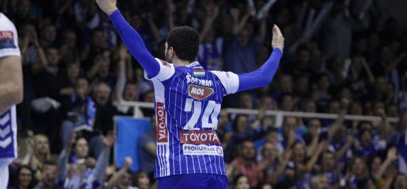 Fantasztikus sikert arattunk a Zagreb ellen