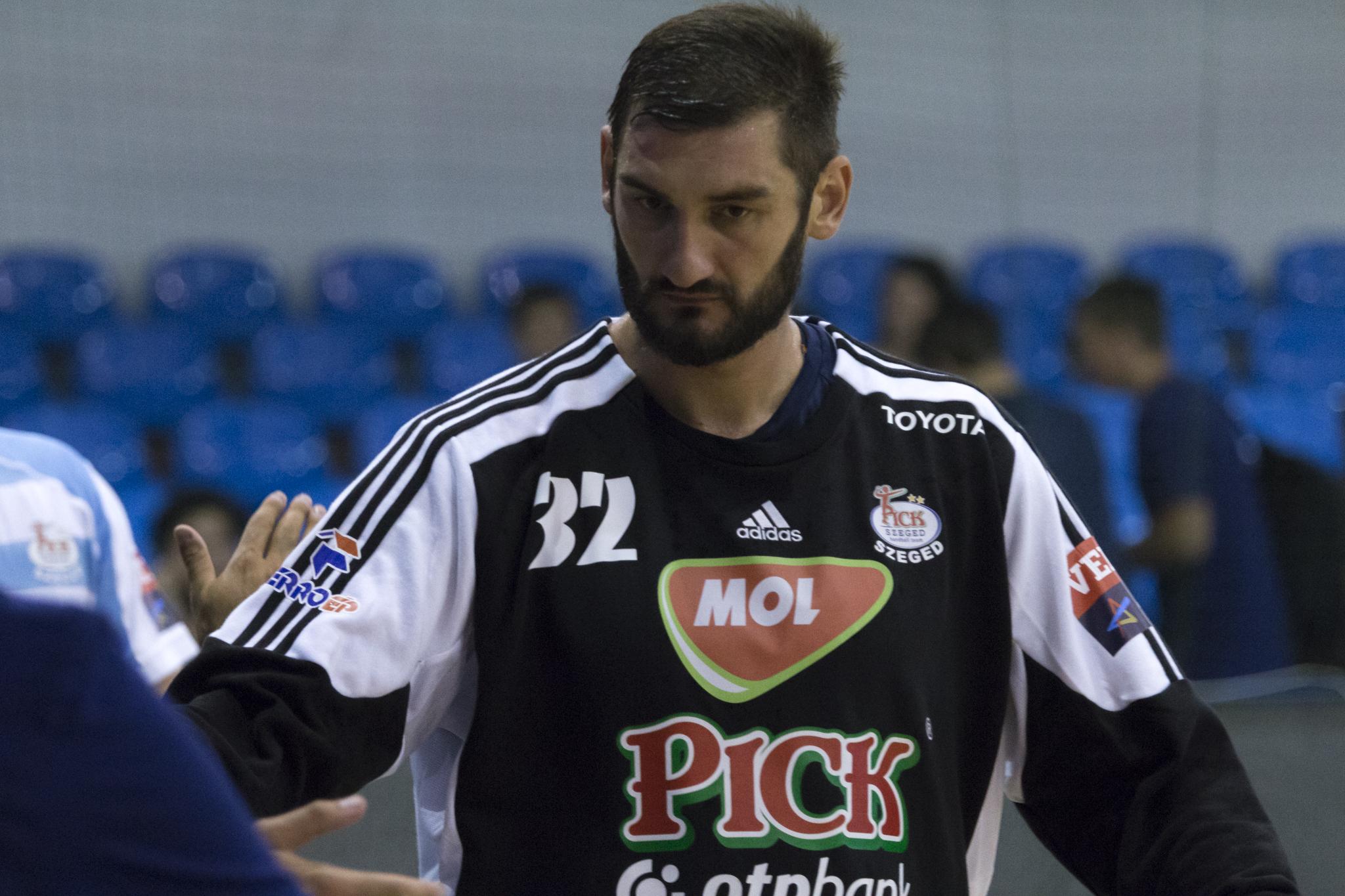 Mirko Alilovic: nagyszerű érzés itt játszani