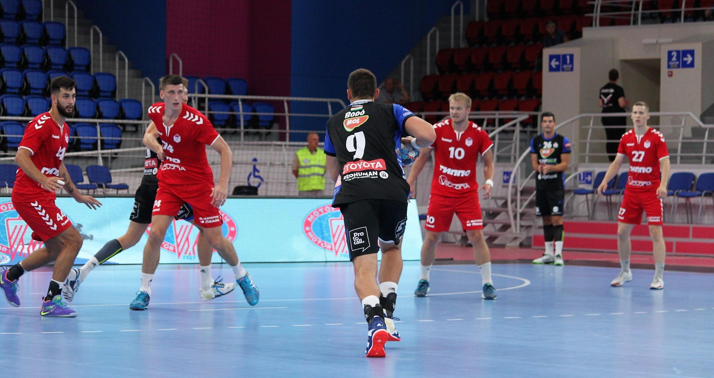 Dnipro Kupa: 18 góllal legyőztük az SKA Minszket