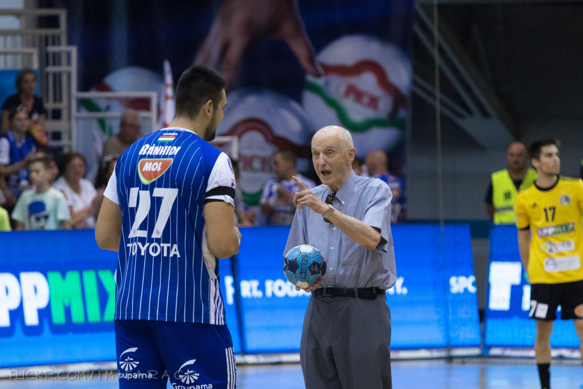 Bérczy Mihály indította el a szezont