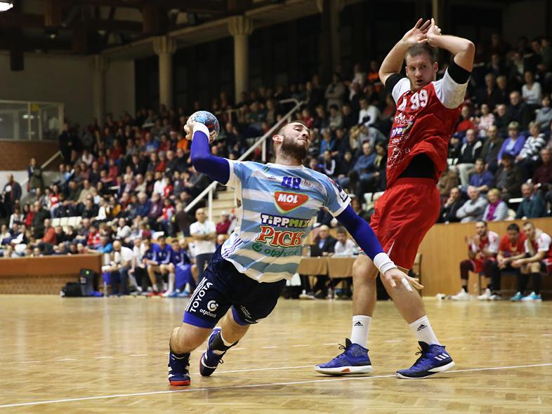 Tóth József megszerezte első NB I-es gólját
