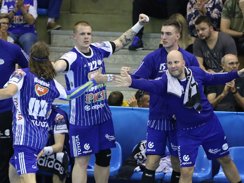 Hangoljunk négy szlovén játékosunkkal a Celje ellen