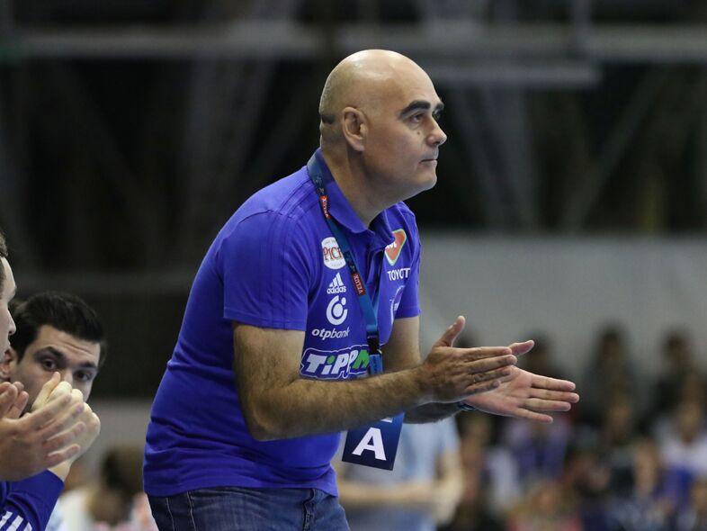 Juan Carlos Pastor: erőt ad a kék tábor!