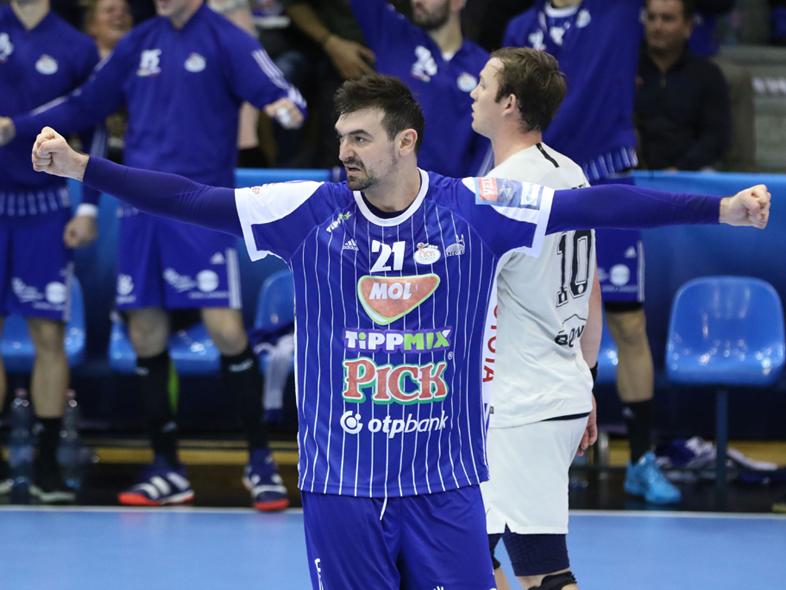 Alen Blazevic: nagy öröm a biztos második hely - MOL-PICK SZEGED ...