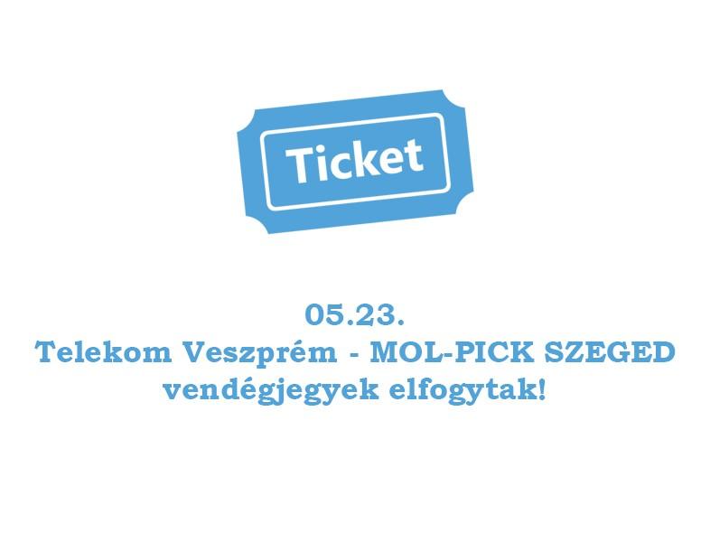 Minden jegy elfogyott a Veszprém elleni idegenbeli meccsre