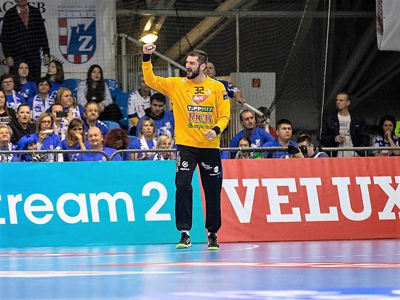 Csodás este, új klubrekord, győzelem a BL-ben a Zagreb ellen