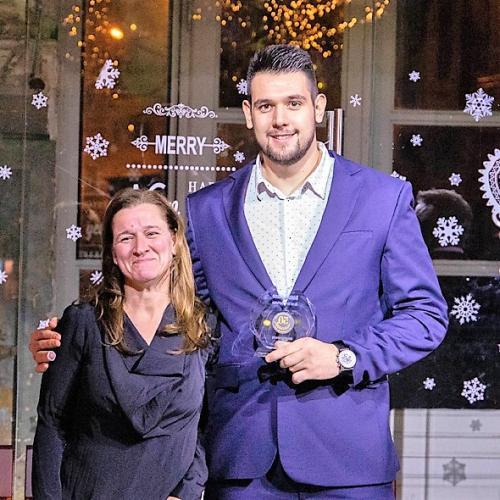 Bánhidi Bence lett az Év férfi sportolója a Délmagyarországnál