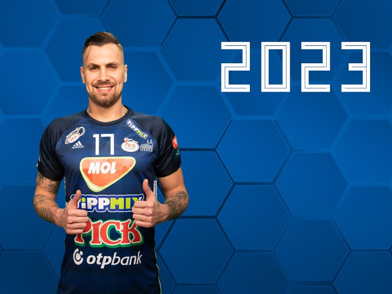 Bogdan Radivojevics 2023-ig meghosszabbította a szerződését