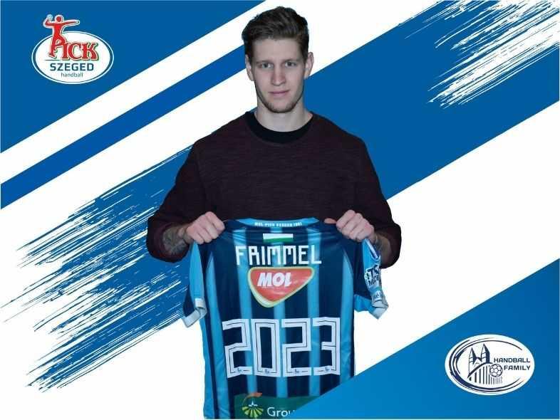 Az első osztrák játékosunk: Sebastian Frimmel nyártól MOL-PICK SZEGED