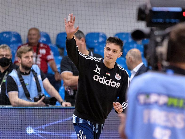 Bajus Bruno kölcsönbe kerül a NEKA csapatához
