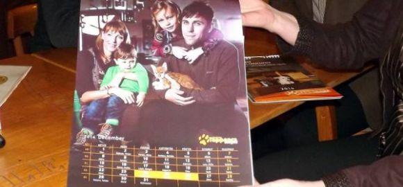 Hivatalosan is bemutatták a Tappancs-Pick naptárat