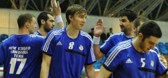 A 7. Eperjes-Pick Szeged párharc