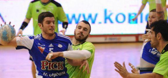 Csurgói KK-Pick Szeged 25-24