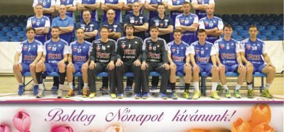 Boldog Nőnapot Kíván a Pick Szeged!