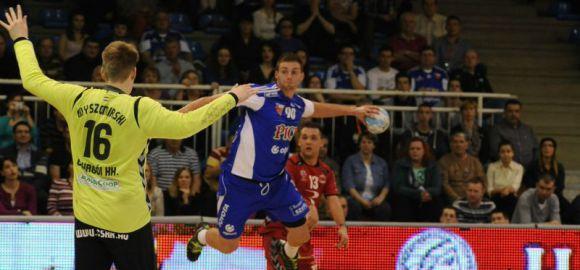 Az MK-elődöntőben: Pick Szeged-Tatabánya