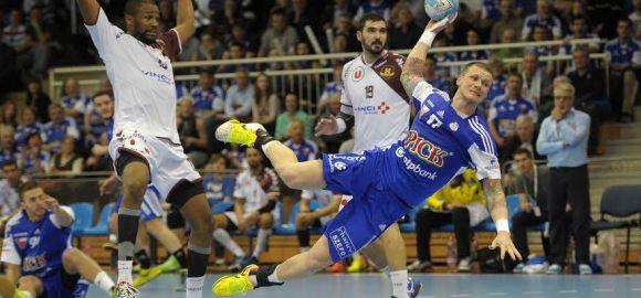 Továbbjutni az EHF-kupában