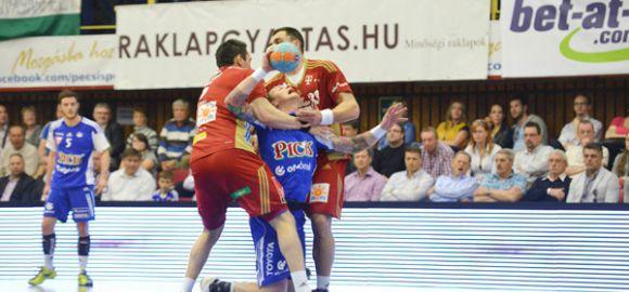 MK-ezüstérmes a Pick Szeged