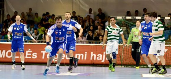 EHF-kupa ellenfelünk: Füchse Berlin (frissítve)!
