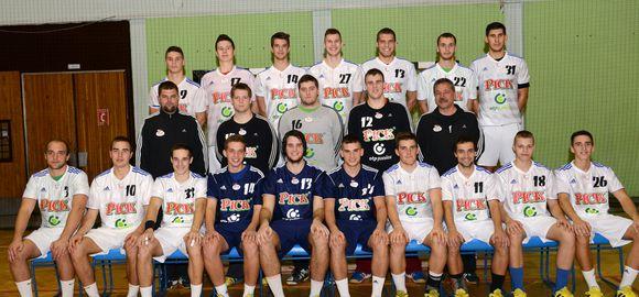 Középpontban: a Pick Szeged utánpótlása
