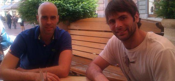 Sierra és Robledo Szegeden